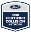 seal for Bates Collision being a Ford Certified repair shop